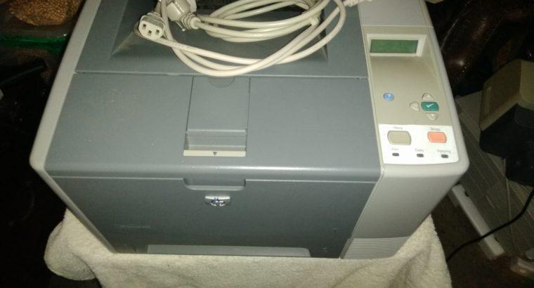 Laserskrivare